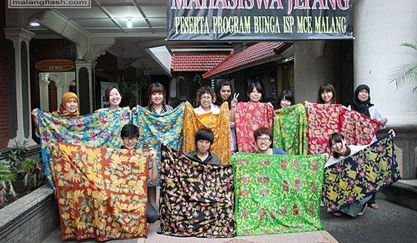 Kelas Batik Program Bunga 2015 ISP-MCE